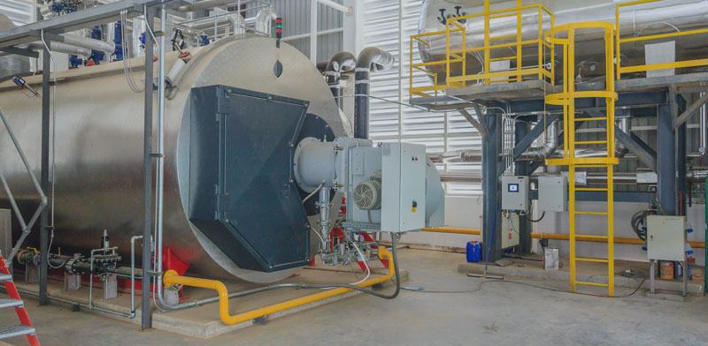 Steam Boiler Water Treatment | EasyWater Commercial