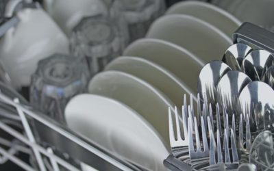 Follow These 6 Steps for a Clean Dishwasher