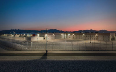 Nevada Southern Detention Center: 6-Month Domestic Water Treatment Test Results